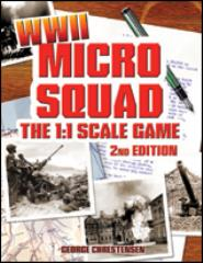 Micro Squad - The Game, WWII (2nd Edition)