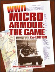 Micro Armour - The Game, WWII (2nd Edition)
