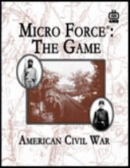 Micro Force - The Game, American Civil War