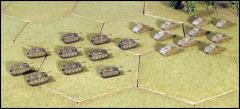 Panzer IV vs. Sherman Tank Game