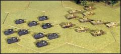 Panther vs. T34/85 Tank Game
