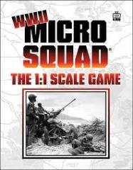 Micro Squad - The Game, WWII (1st Edition)