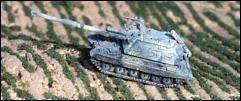 MTSA-S 152mm SP Howitzer (2S19)