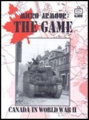 Micro Armour - The Game, Canada in World War II