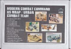 US MRAP/Urban Combat Team 2010