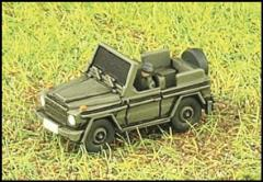 Gelaendewagen 250 Wolf