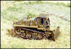 M105 Deuce Bulldozer