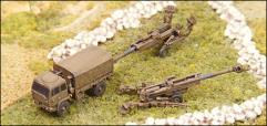 M777 155mm Howitzer w/FMTV
