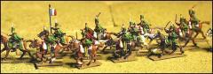 Hussars - Ligne Companies Charging