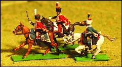 Hussars - Elite Companies Charging
