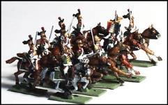 Mounted Dragoons