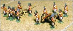 Heavy Footman Artillery