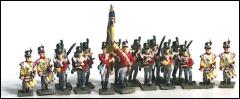 Line/Foot Guard - Flank Companies