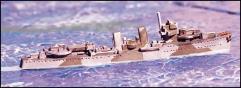 DD Van Ghent Class Destroyers