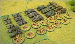 Soviet Combat Team 1944
