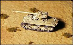 Sherman w/AMX Turret