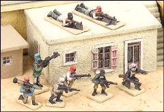 Sub-Saharan Irregular Infantry #1