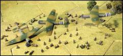 British Horsa Glider Assault Team 1944