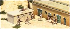Individual Infantrymen - Sikh
