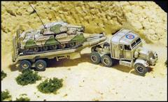 Scammell Tank Transporter