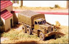 Diamond T 4-Ton Truck
