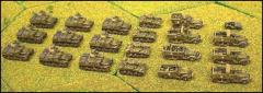 American Armoured Combat Team 1942-43