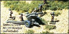 Individual Artillery Crewmen - Summer