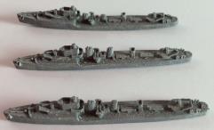"DD ""H"" Class Destroyers #2"