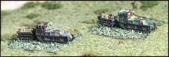 Tracteur Blinde 37L
