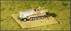 SdKfz 251/C 3 & 11