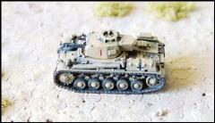 PzII F Tank