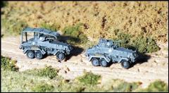 SdKfz 231 & 232