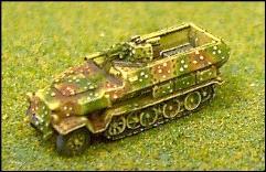SdKfz 251/C 1 & 10