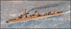 DD Fubuki Class Destroyer