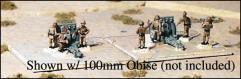 Individual Italian Artillery Crewmen