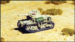 L 6/40 Light Tank