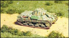 P 40 Heavy Tank