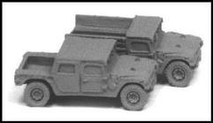 M998 2 & 4 Door HMMWV