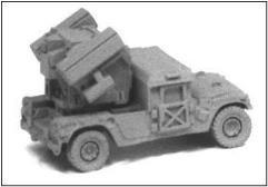M998 Avenger HMMWV