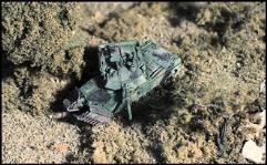 M1A2 w/Mine Plow