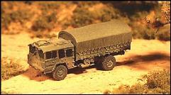 MAN 5-Ton Truck