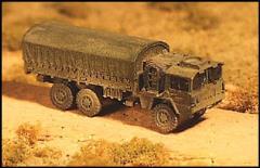 MAN 7.5-Ton Truck