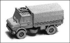 Unimog 2-Ton Truck