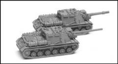 ISU-122/152 122mm
