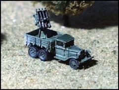 GAZ Antiaircraft Truck