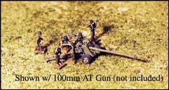 Individual Russian Artillery Crews