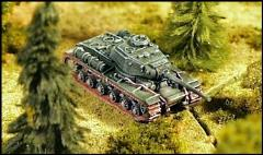 WWII Micro Armour - Russia - Tanks (1:285) Full Inventory from