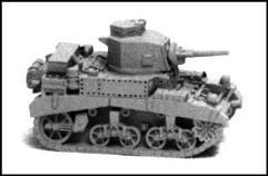 M3 Honey Tank
