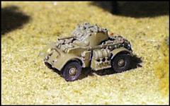 Staghound Armoured Car