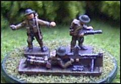 Individual Infantrymen #1